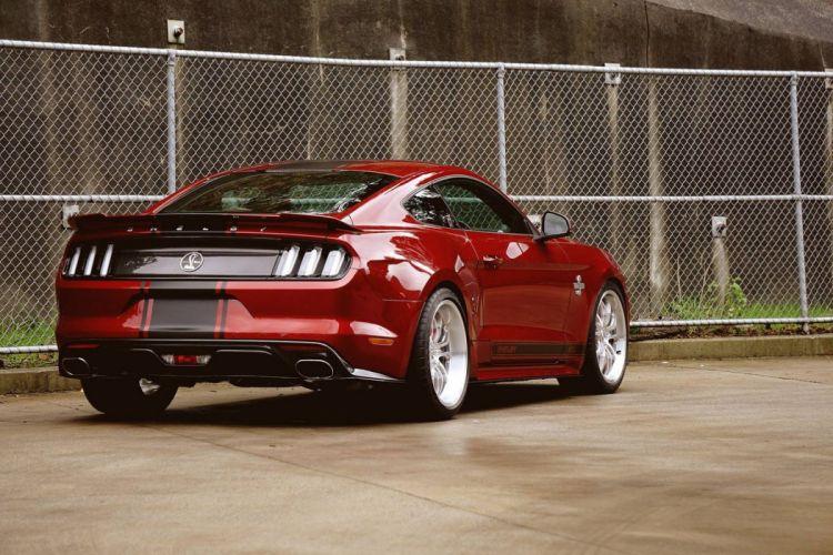 2016 Shelby Super Snake Mustang cars fastback wallpaper