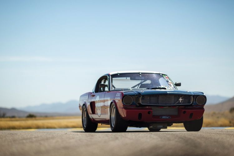1966 Shelby GT350 SCCA B-Production Race Cars wallpaper
