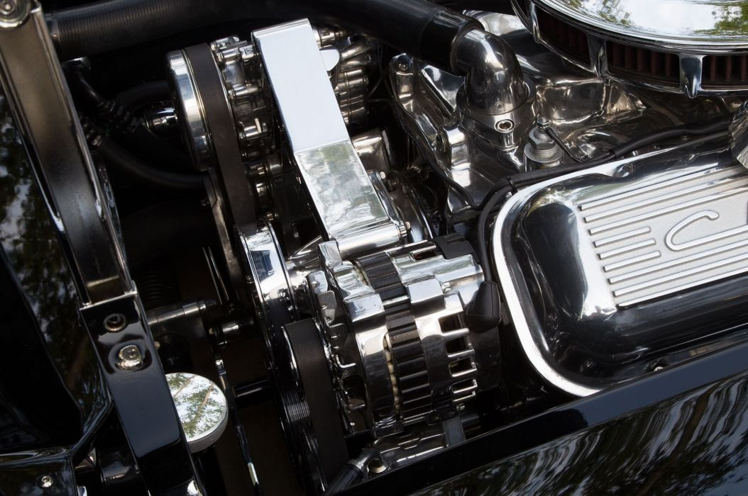 1962 Corvette muscle classic hot rod rods hotrod custom chevy chevrolet wallpaper