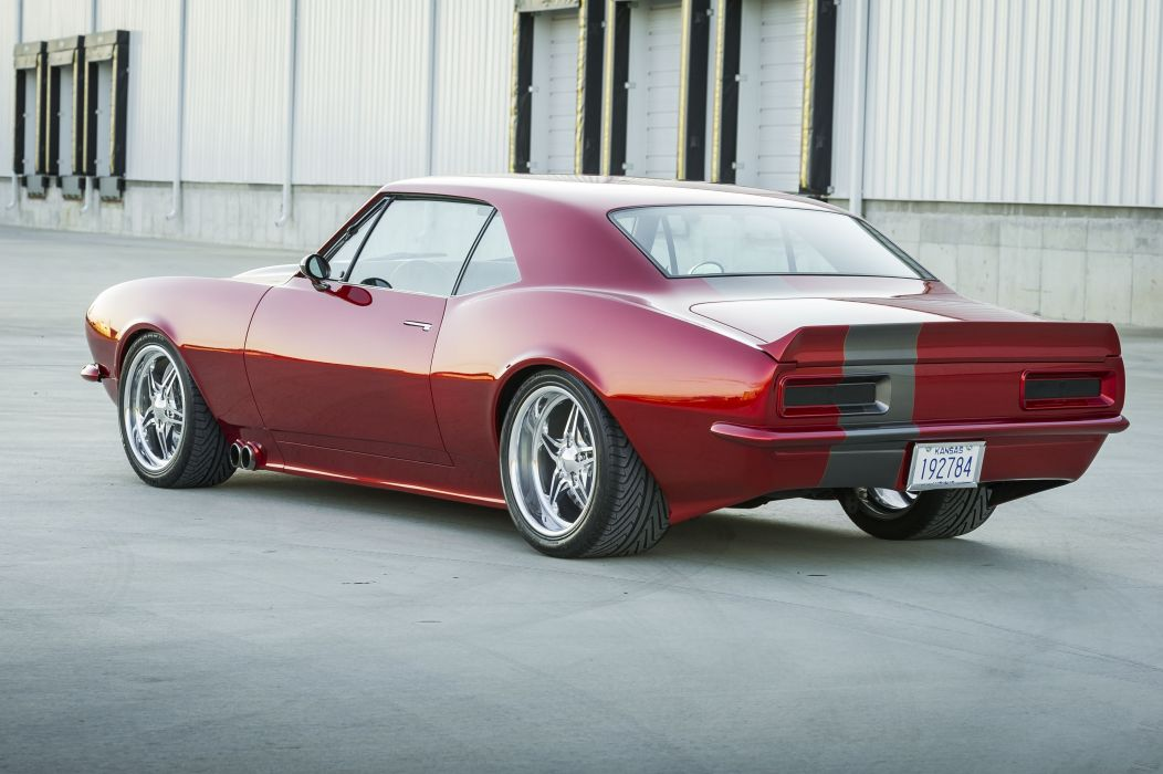 1967 Camaro muscle classic hot rod rods hotrod custom chevy chevrolet wallpaper
