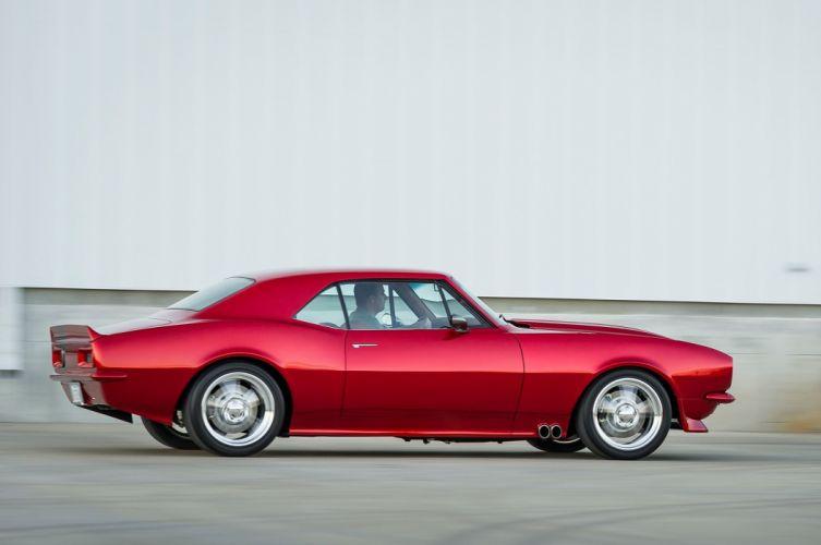 1967 Camaro muscle classic hot rod rods hotrod custom chevy chevrolet wallpaper