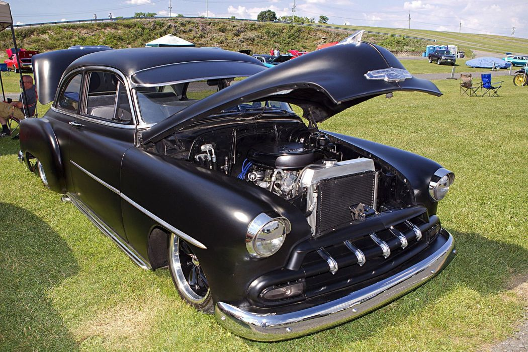 muscle classic hot rod rods hotrod custom chevy chevrolet wallpaper