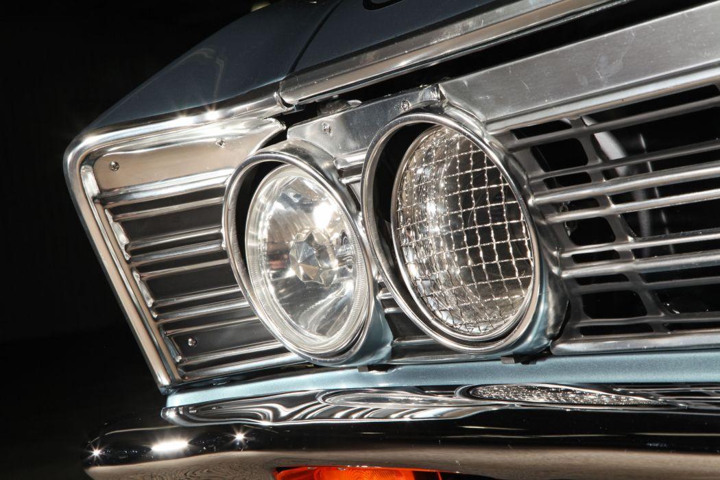 1967 Chevrolet El Camino muscle classic hot rod rods hotrod custom chevy chevrolet pickup wallpaper