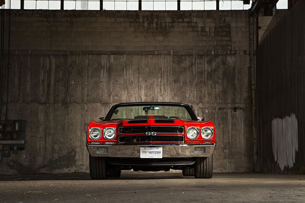 Ls3 Powered 1970 Chevelle S S Muscle Classic Hot Rod Rods