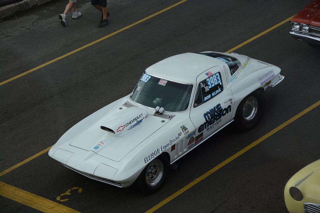Corvette Drag Racing muscle classic hot rod rods hotrod custom chevy chevrolet race wallpaper