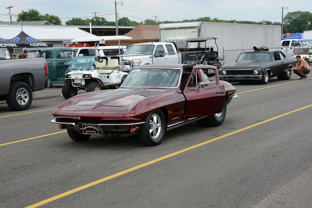 Corvette Drag Racing muscle classic hot rod rods hotrod custom chevy chevrolet race wallpaper