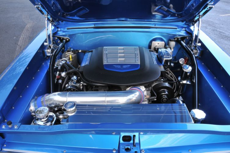 1966 Nova Blown LS9 muscle classic hot rod rods hotrod custom chevy chevrolet wallpaper