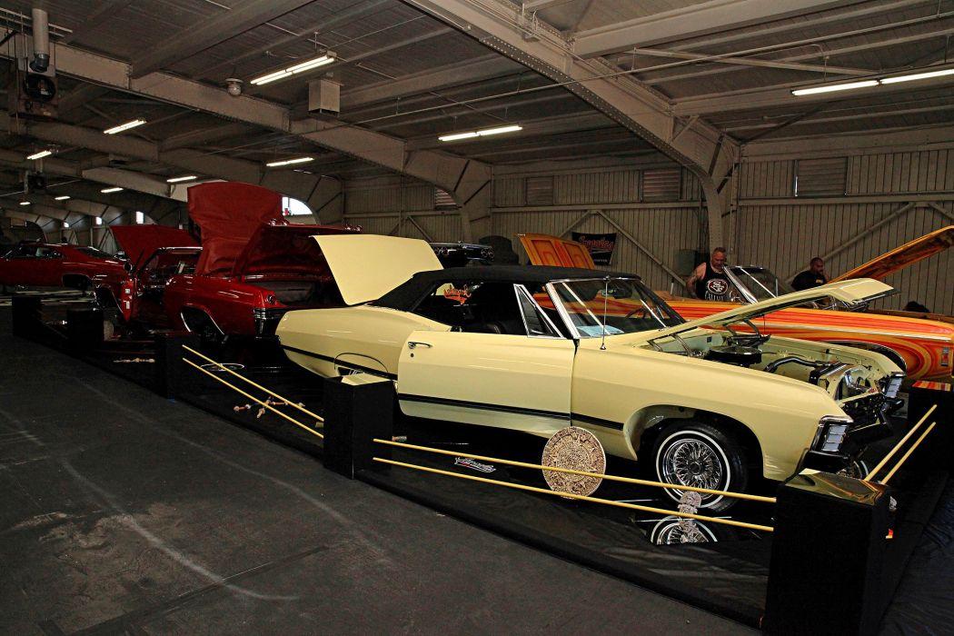 1965 1967 Chevrolet Impala lowrider tuning custom hot rod rods hotrod wallpaper