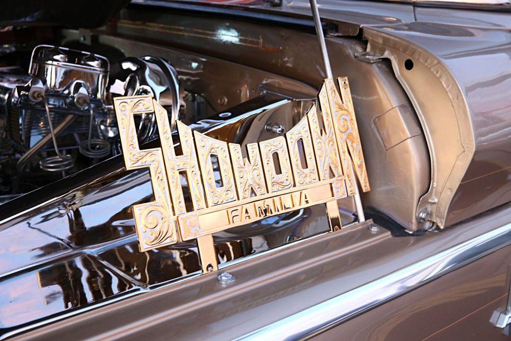 1963 Chevy C10 Lowrider Pickup truck lowrider tuning custom hot rod rods hotrod wallpaper