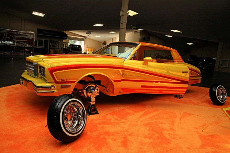 1980 Chevy Monte Carlo Lowrider tuning custom hot rod rods hotrod chevrolet wallpaper