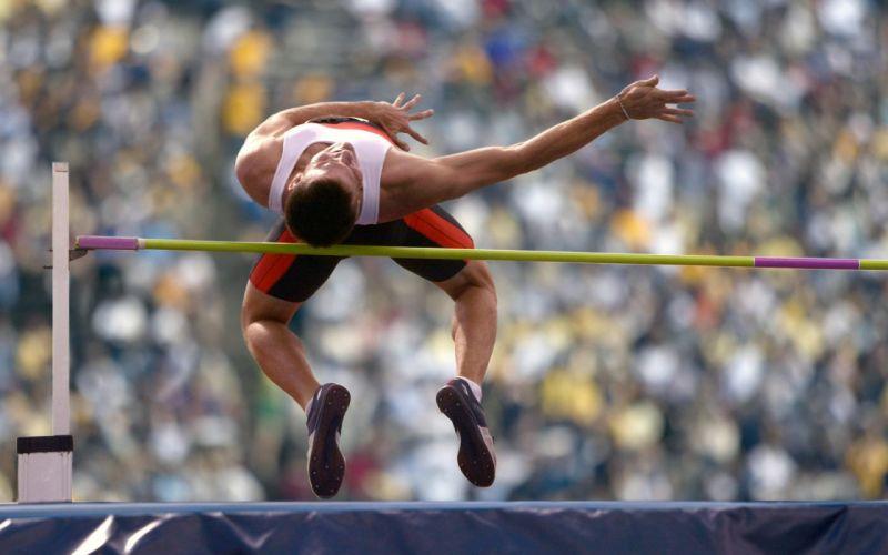 atletismo salto altura deportes wallpaper