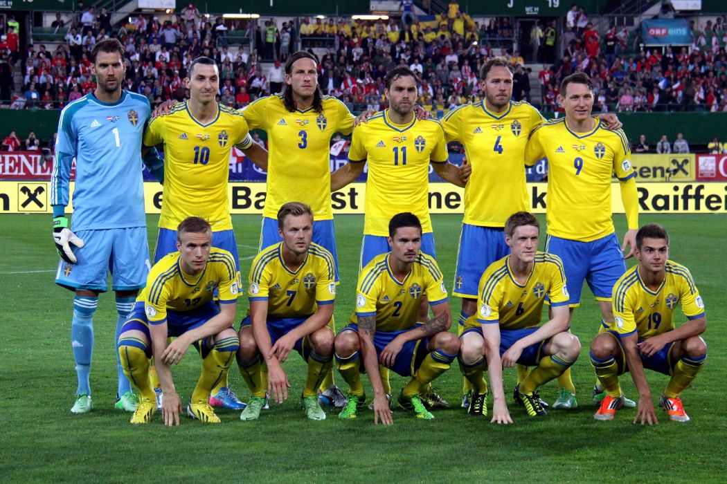 seleccion nacional futbol suecia wallpaper
