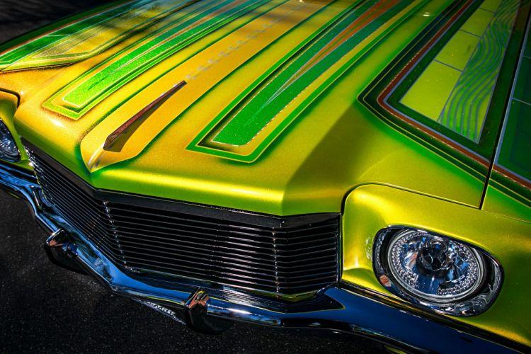 1970 Chevrolet Monte Carlo lowrider tuning custom hot rod rods hotrod chevy wallpaper