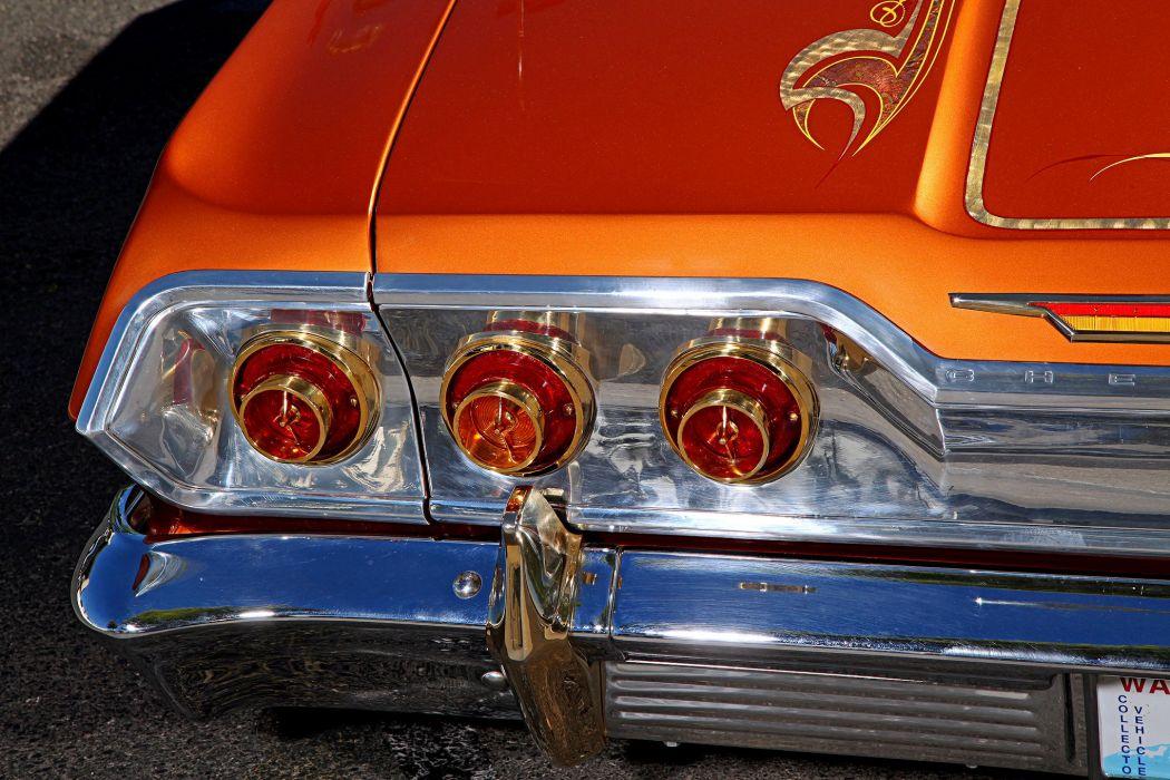 1963 chevrolet impala lowrider tuning custom hot rod rods hotrod chevy wallpaper