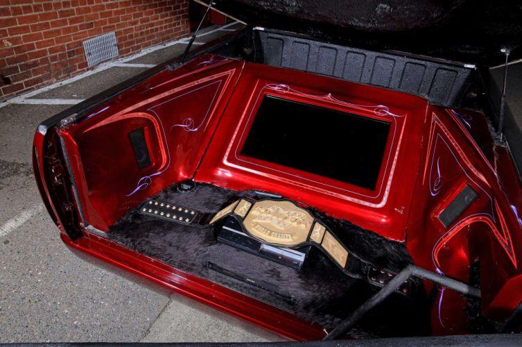 1984 gmc sierra pickup truck lowrider tuning custom hot rod rods hotrod wallpaper