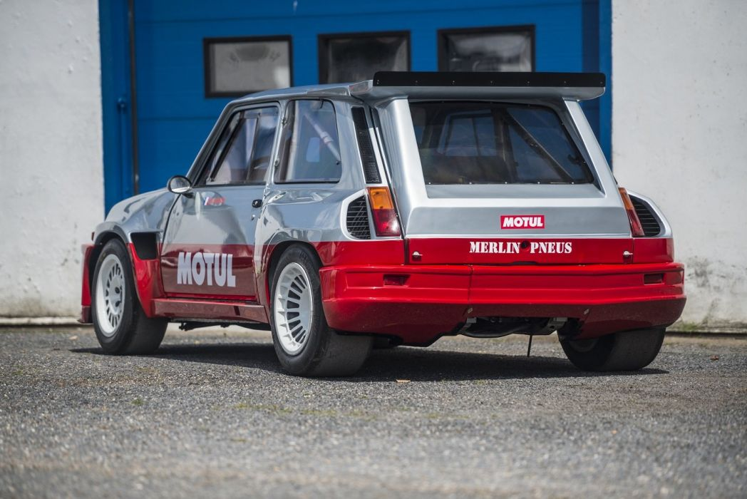 Renault 5 Maxi Turbo cars rally french 1985 wallpaper