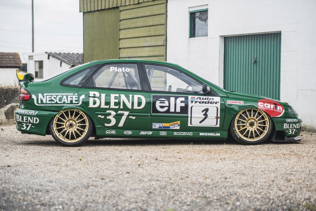 Renault Laguna BTCC cars racecars french 1998 wallpaper