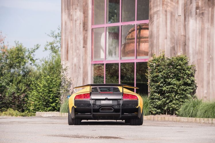 Lamborghini Murcielago LP 670-4 SuperVeloce cars supercars 2009 wallpaper