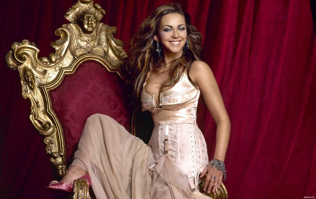 beautiful girl female women woman sexy babe model brunette singer pop folk f wallpaper