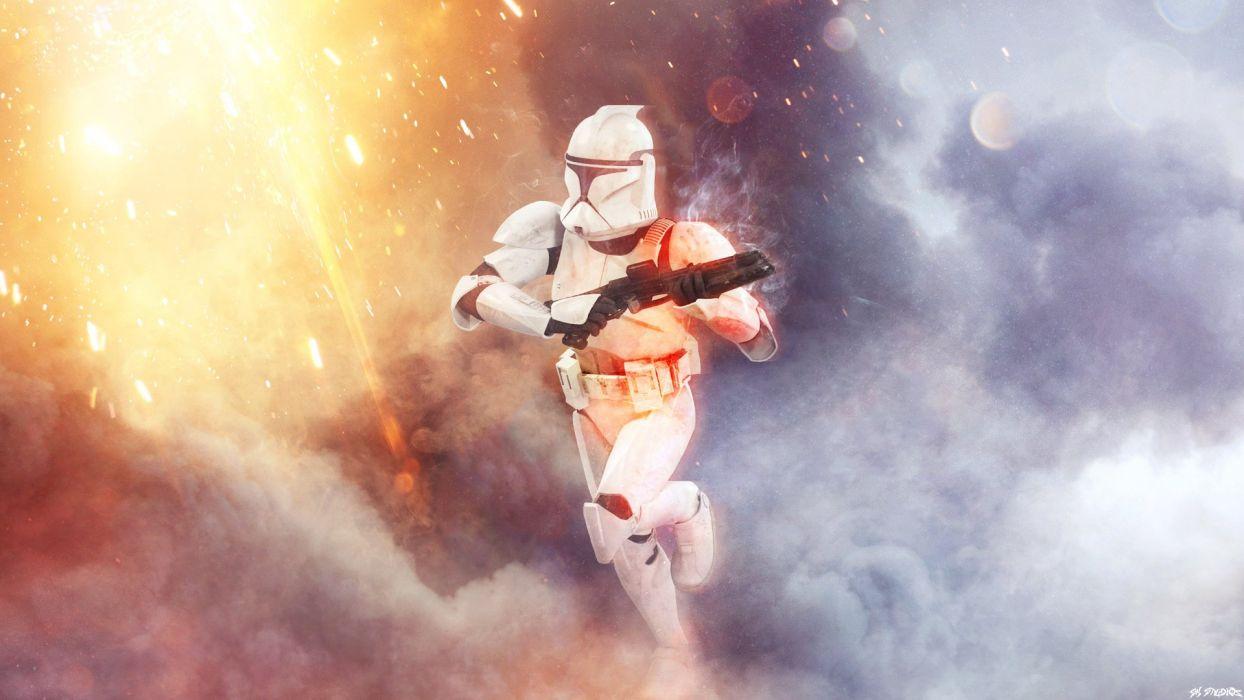Star Wars Battlefront Stormtrooper Video Games Wallpaper 1920x1080 1003682 Wallpaperup