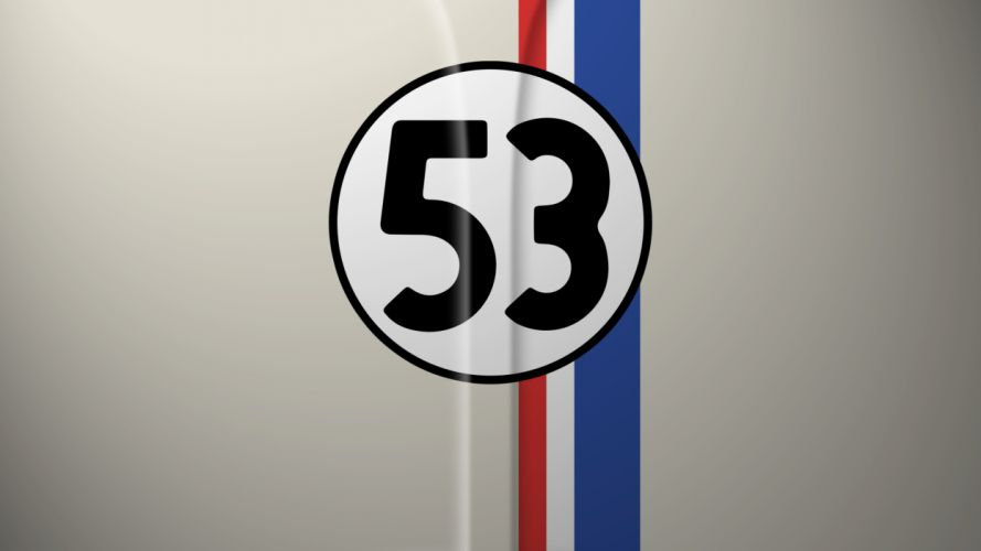 Herbie 53 wallpaper Movies wallpaper