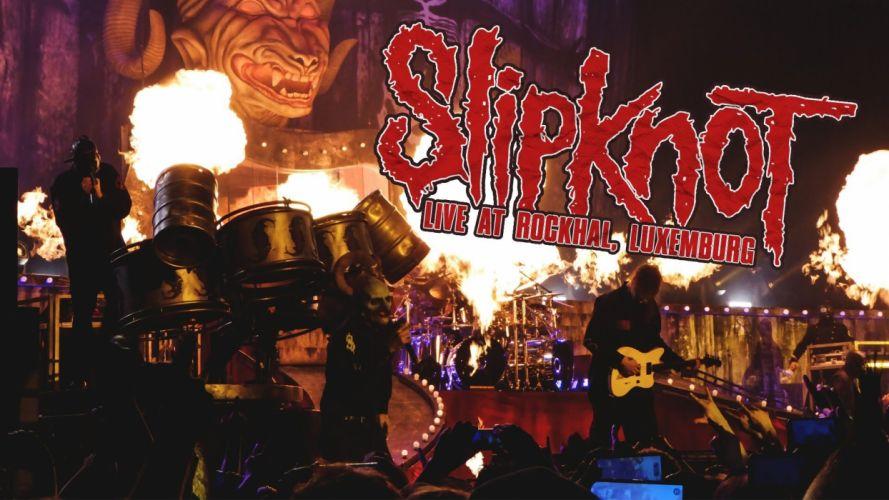 Slipknot Band wallpaper Music wallpaper