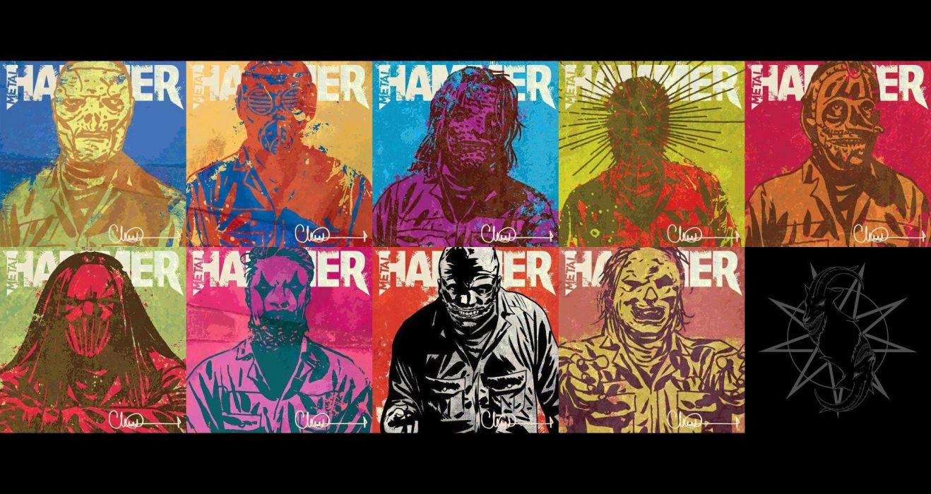 Slipknot Band wallpaper Music f wallpaper
