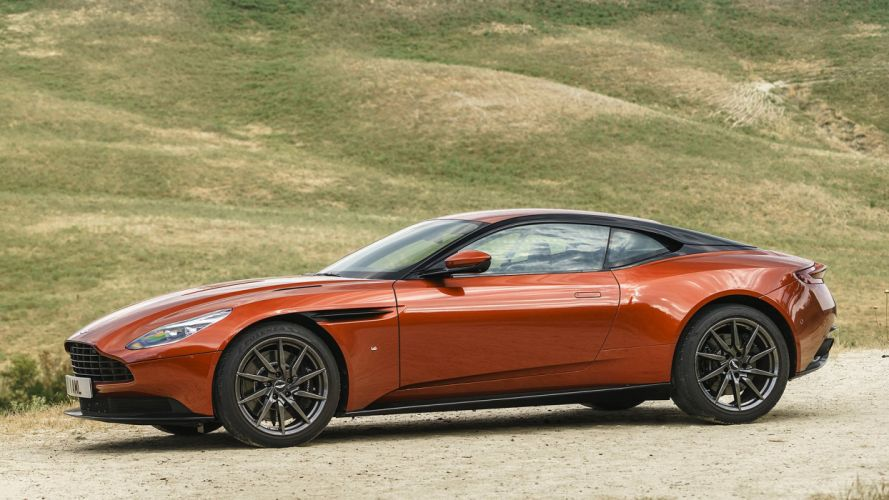 2016 Aston Martin DB11 cars coupe wallpaper