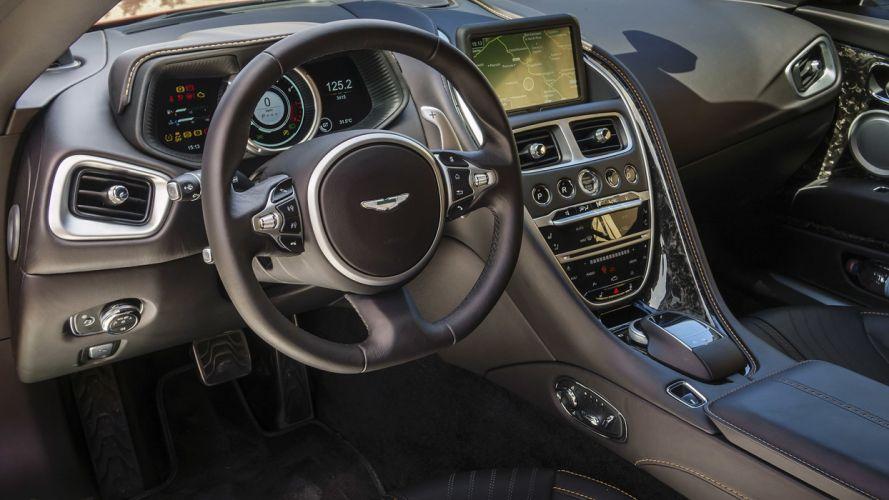 2016 Aston Martin DB11 cars coupe wallpaper