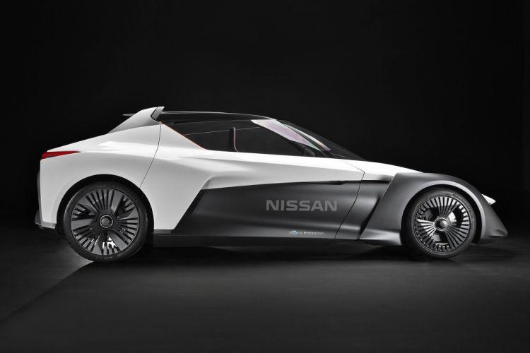 nissan bladeglider concept cars 2016 wallpaper