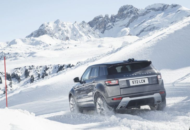 2016 Range Rover Evoque Autobiography cars suv wallpaper