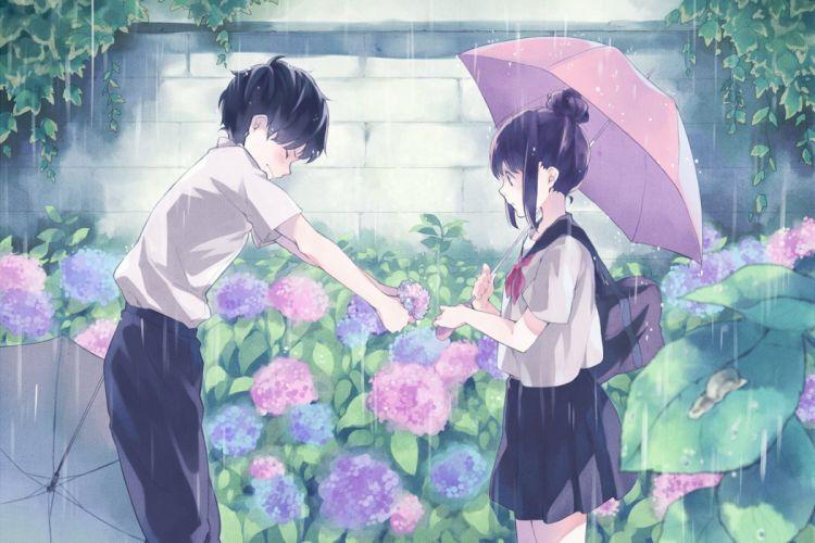 boy-girl-female-male-raining-love-confess-childhood-hd-anime-wallpaper-animefullfights-com wallpaper