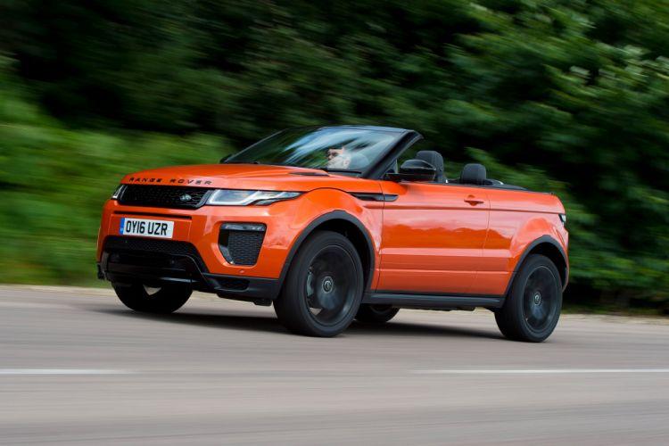 range rover evoque convertible 8 wallpaper