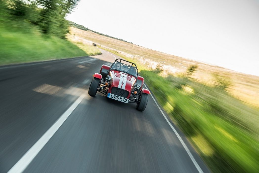 Caterham Seven 310-R cars 2016 wallpaper