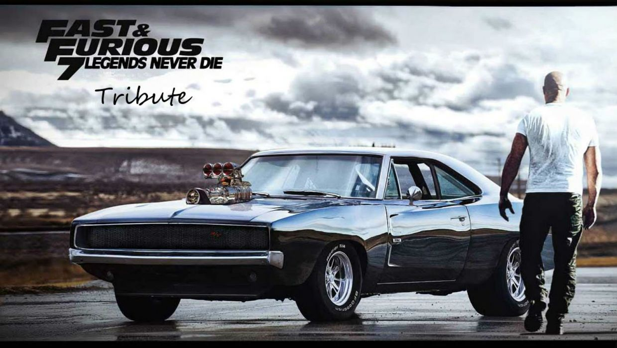 FAST FURIOUS Action Crime Poster Race Racing Thriller Tuning Hotrod Hot Rod Rods Custom Car Movie