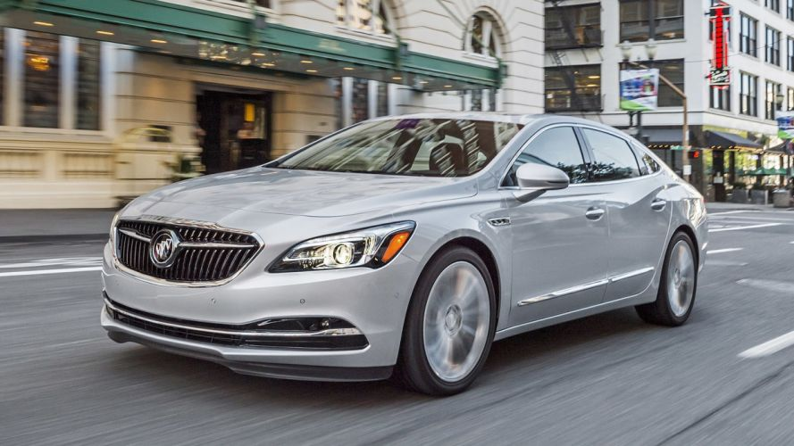 Buick LaCrosse cars sedan 2016 wallpaper