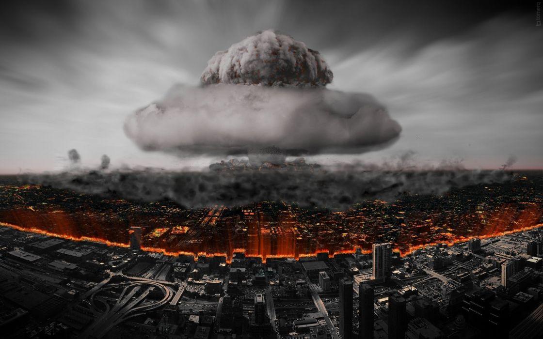 Nuclear Boom wallpaper
