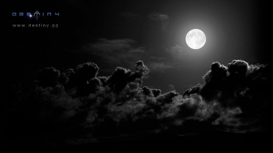 black and white night Moon League of Legends monochrome website skies wallpaper