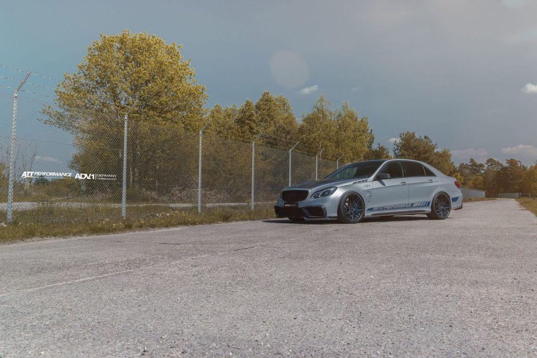 Mercedes Benz E63 AMG wheels adv1 cars wallpaper