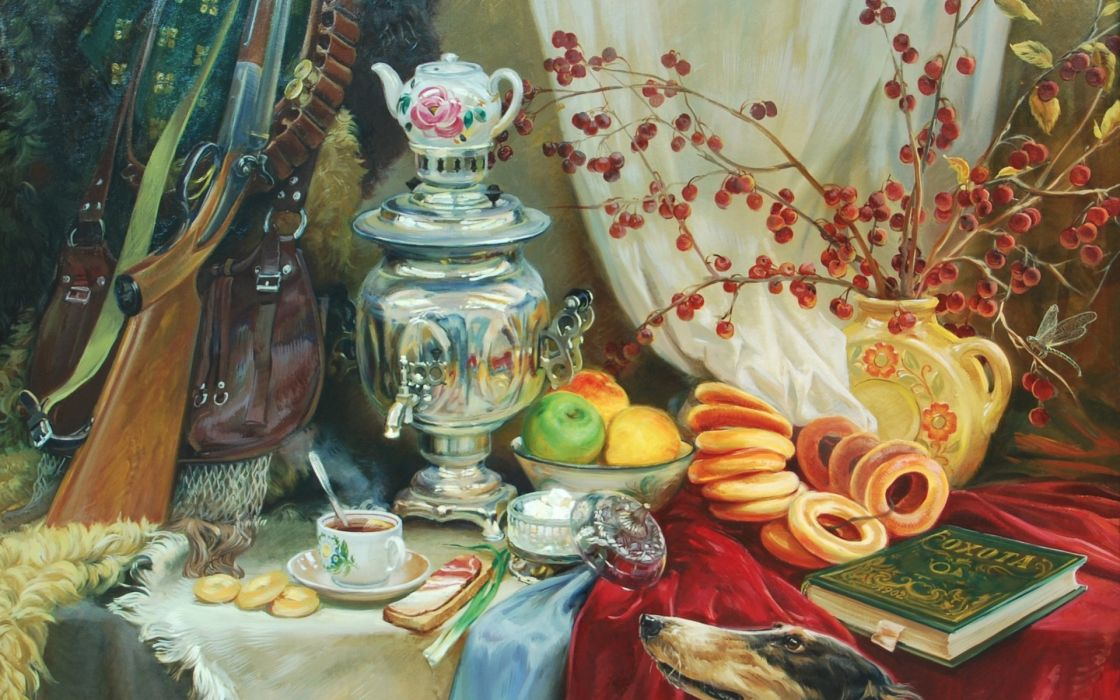 table painting The art painting still life  wallpaper