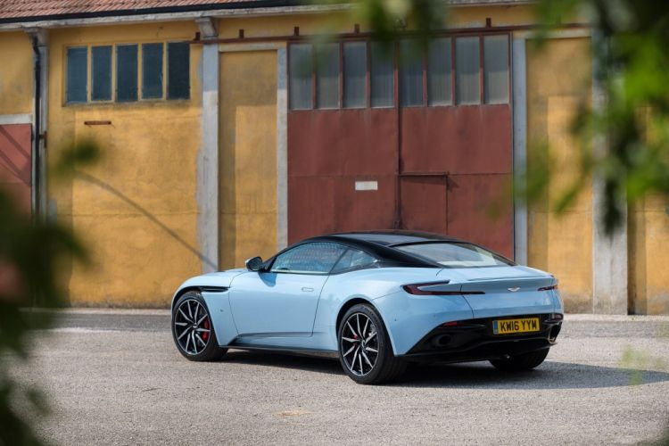 2016 aston cars coupe db11 martin wallpaper