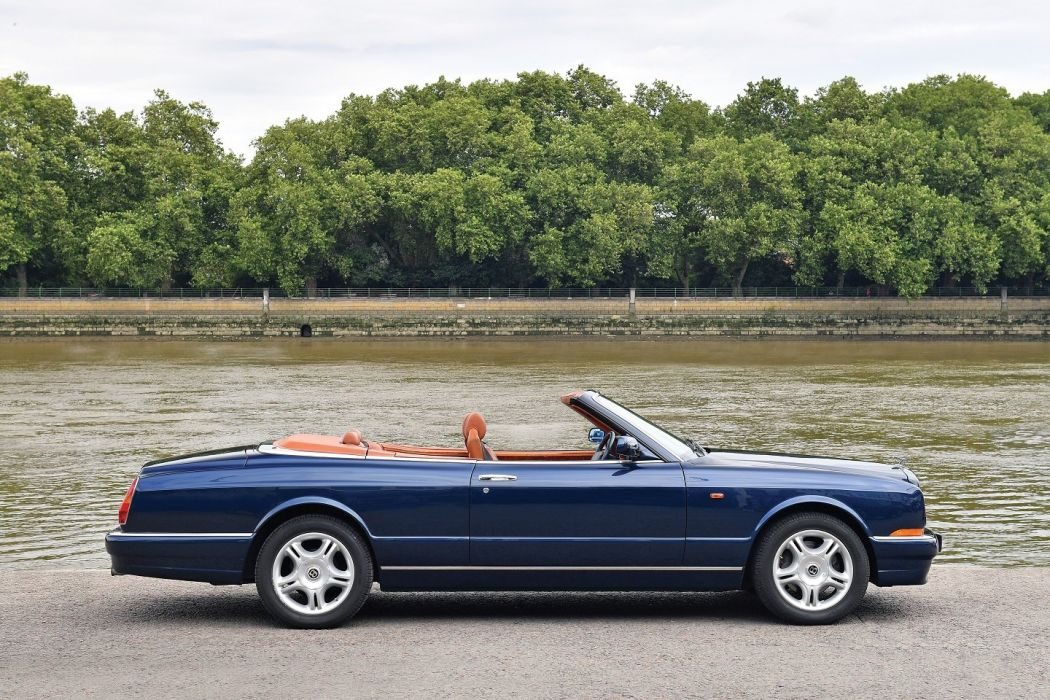 Bentley Azure UK-spec cars convertible cars 1995 wallpaper