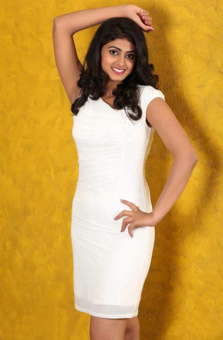 1433431513Megha-Shree-White-Color-Mini-Dress-Pics-Photoshoot-1 wallpaper
