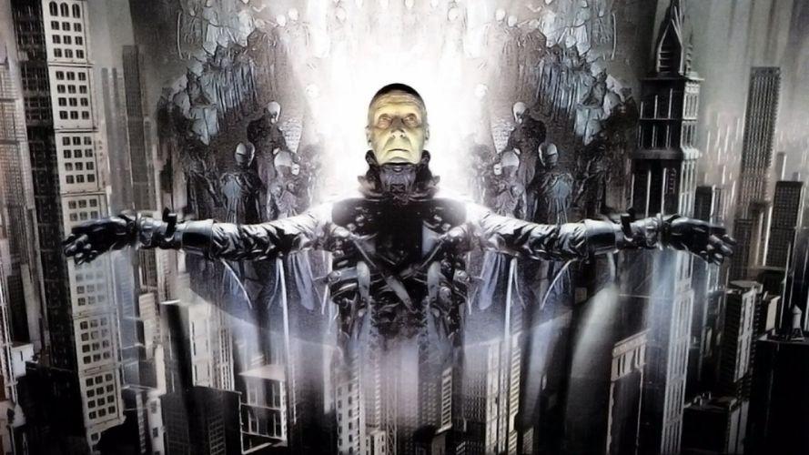 DARK CITY movie film darkcity noir sci-fi science fiction action drama fantasy horror futuristic cyberpunk punk cyber wallpaper