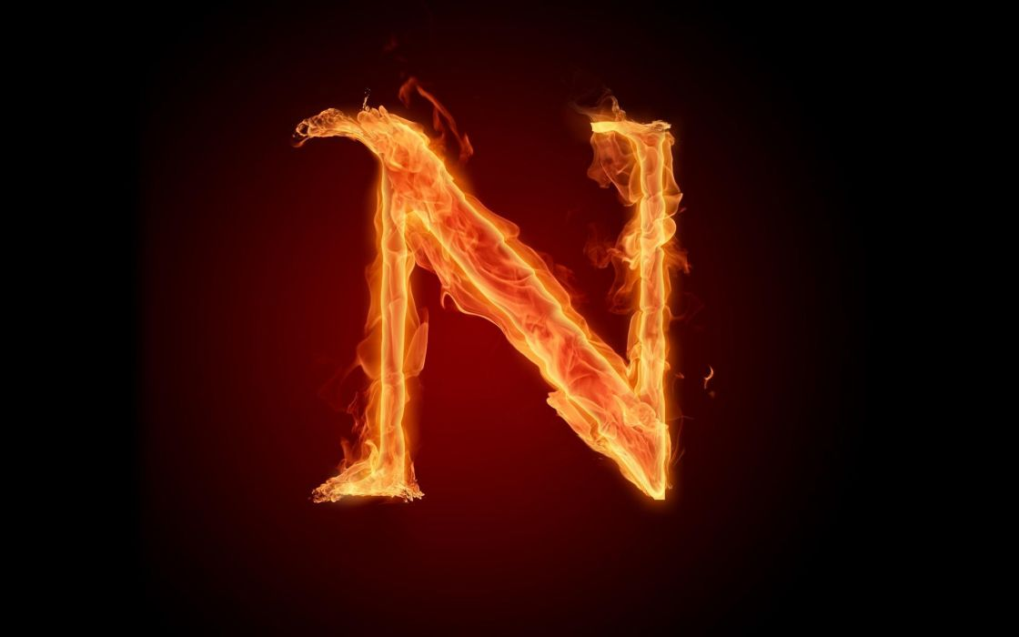 the-fiery-english-alphabet-picture-n 1920x1200 wallpaper