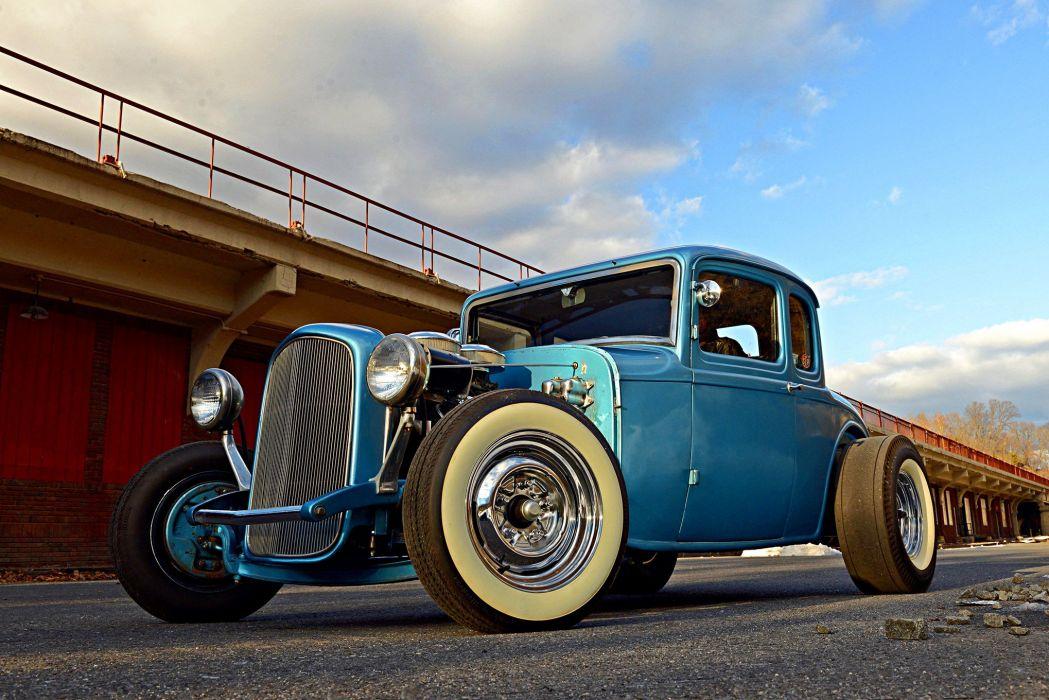 001-karczynski-1932-ford-coupe-front-three-quarter-alt-2 wallpaper