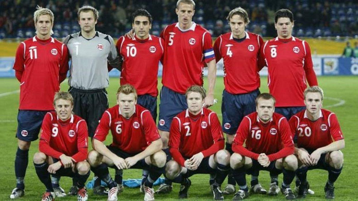 seleccion nacional futbol noruega wallpaper
