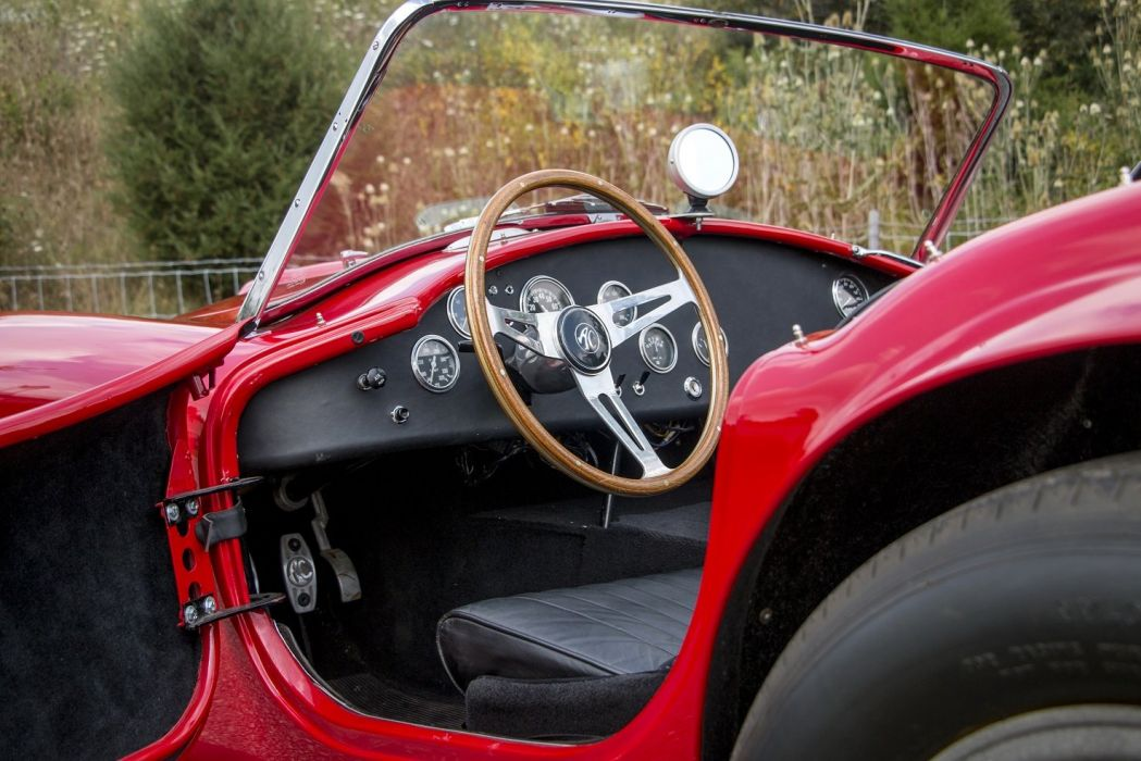 1964 Shelby Cobra 289 cars red classic  wallpaper