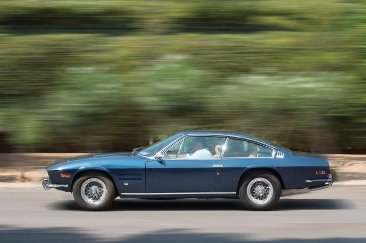 Monteverdi High Speed 375L Fissore cars classic 1969 wallpaper