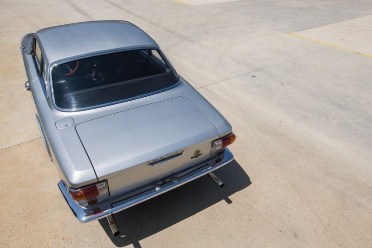 1965 Maserati 3700 GTi Sebring cars silver classic wallpaper